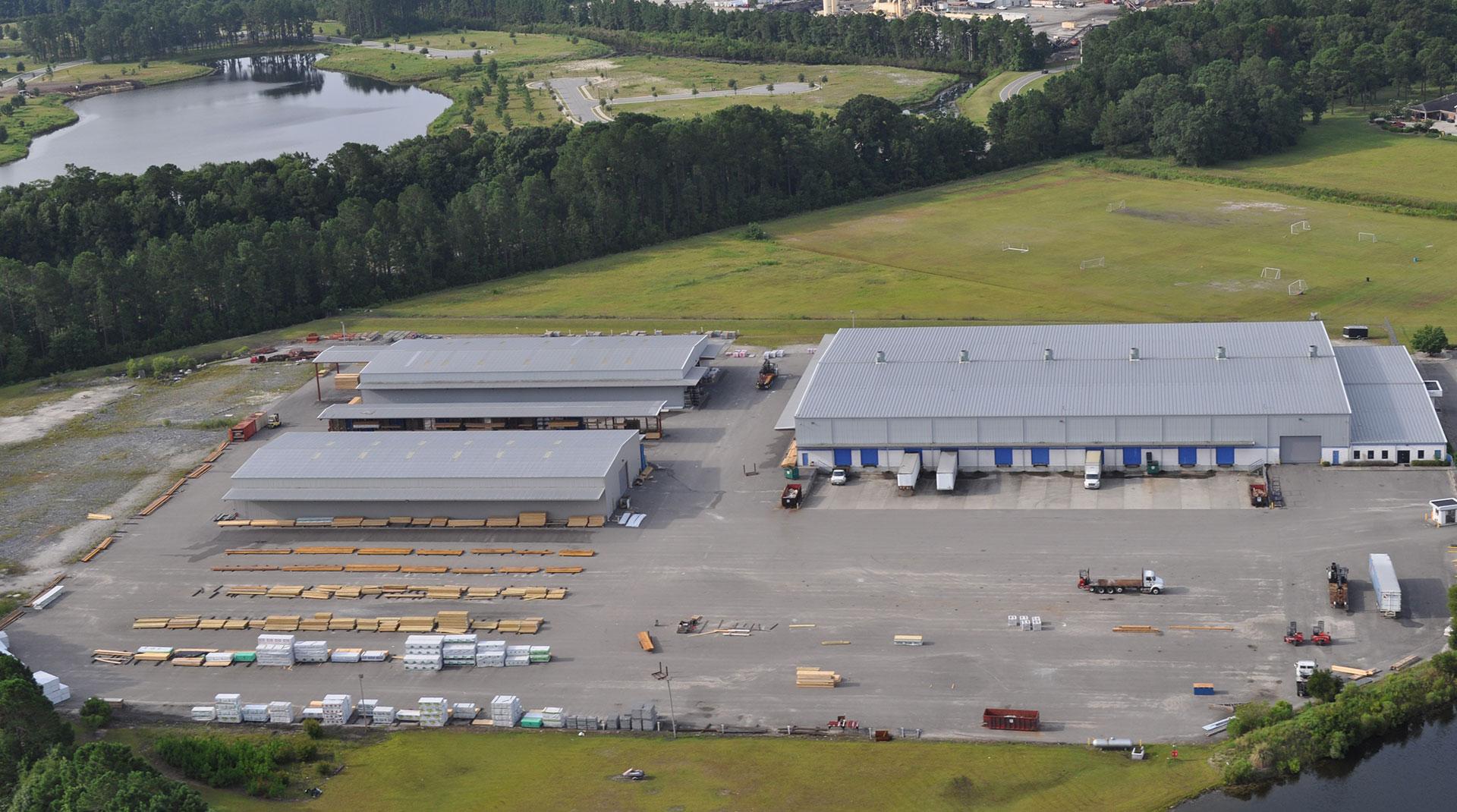 Builders FirstSource Truss Plant   Manufacturing   Portfolio